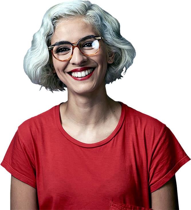 Сара–Грейс Манкариос, арт-директор департамента «Специальные проекты», СNN Digital.